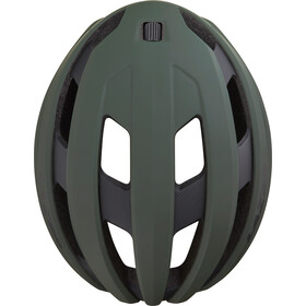 Lazer Sphere MIPS Helmet, dark green flash yellow
